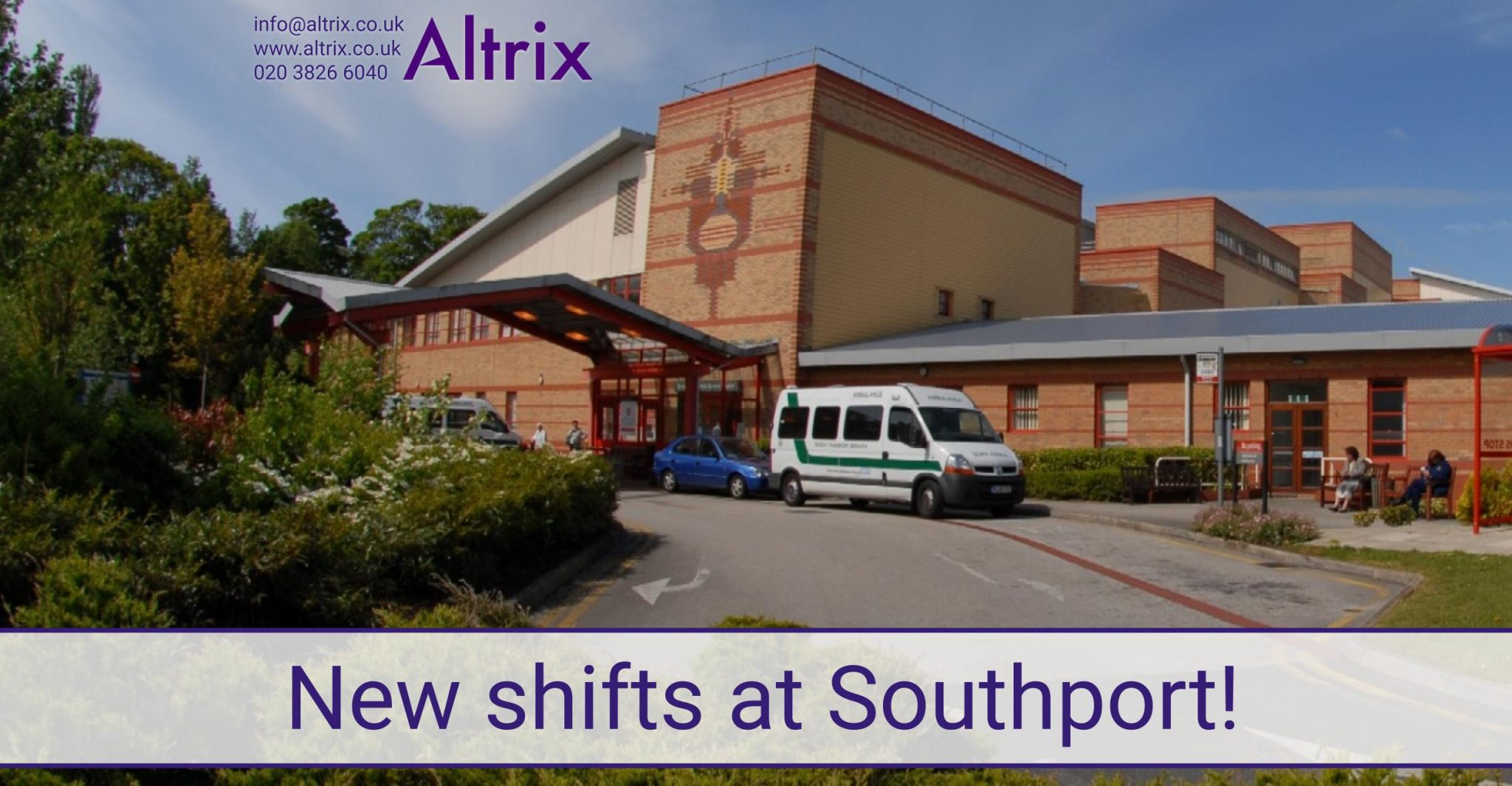 new shifts at southport